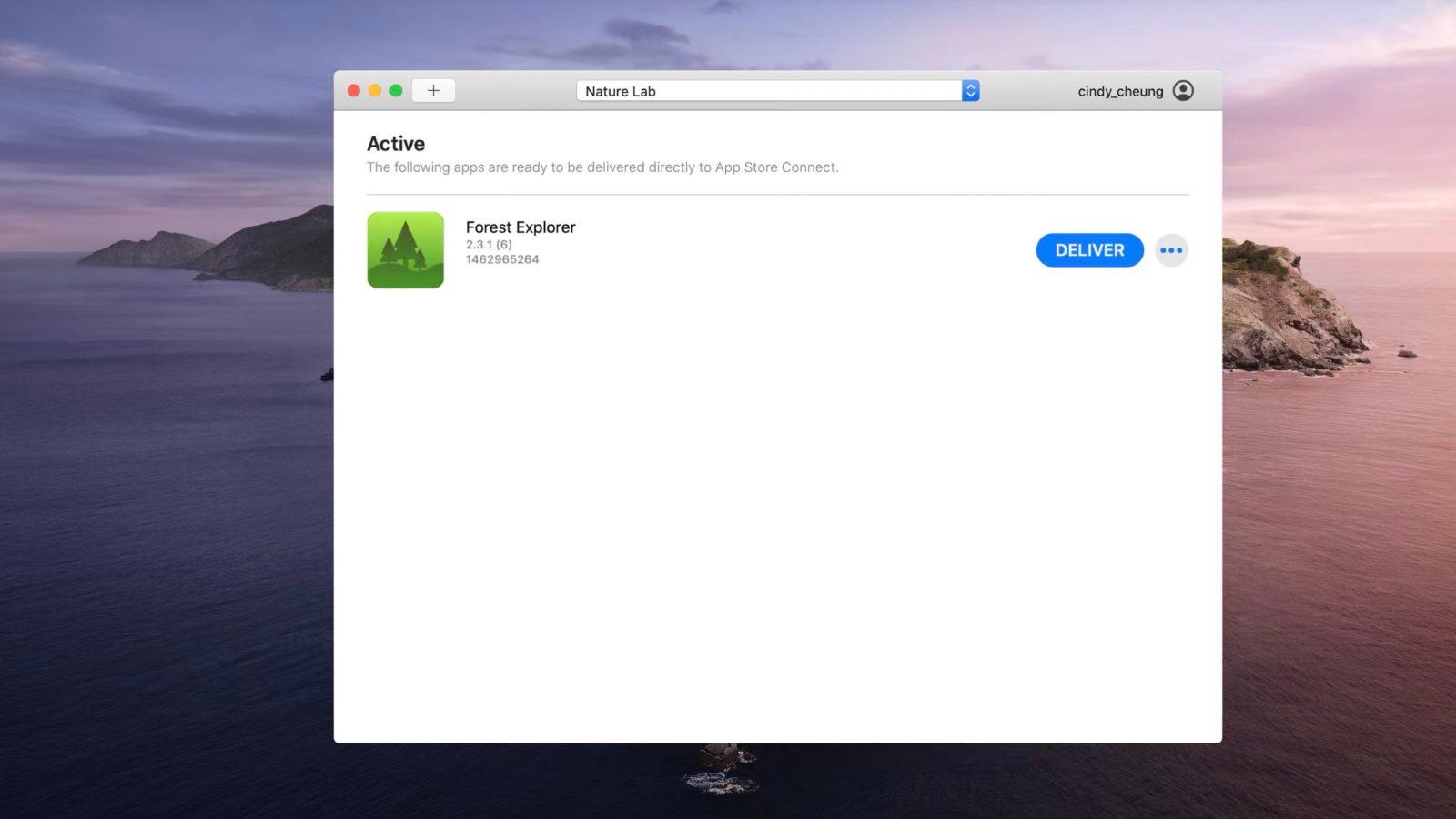 Apple makes Transporter developer utility available via the Mac App Store