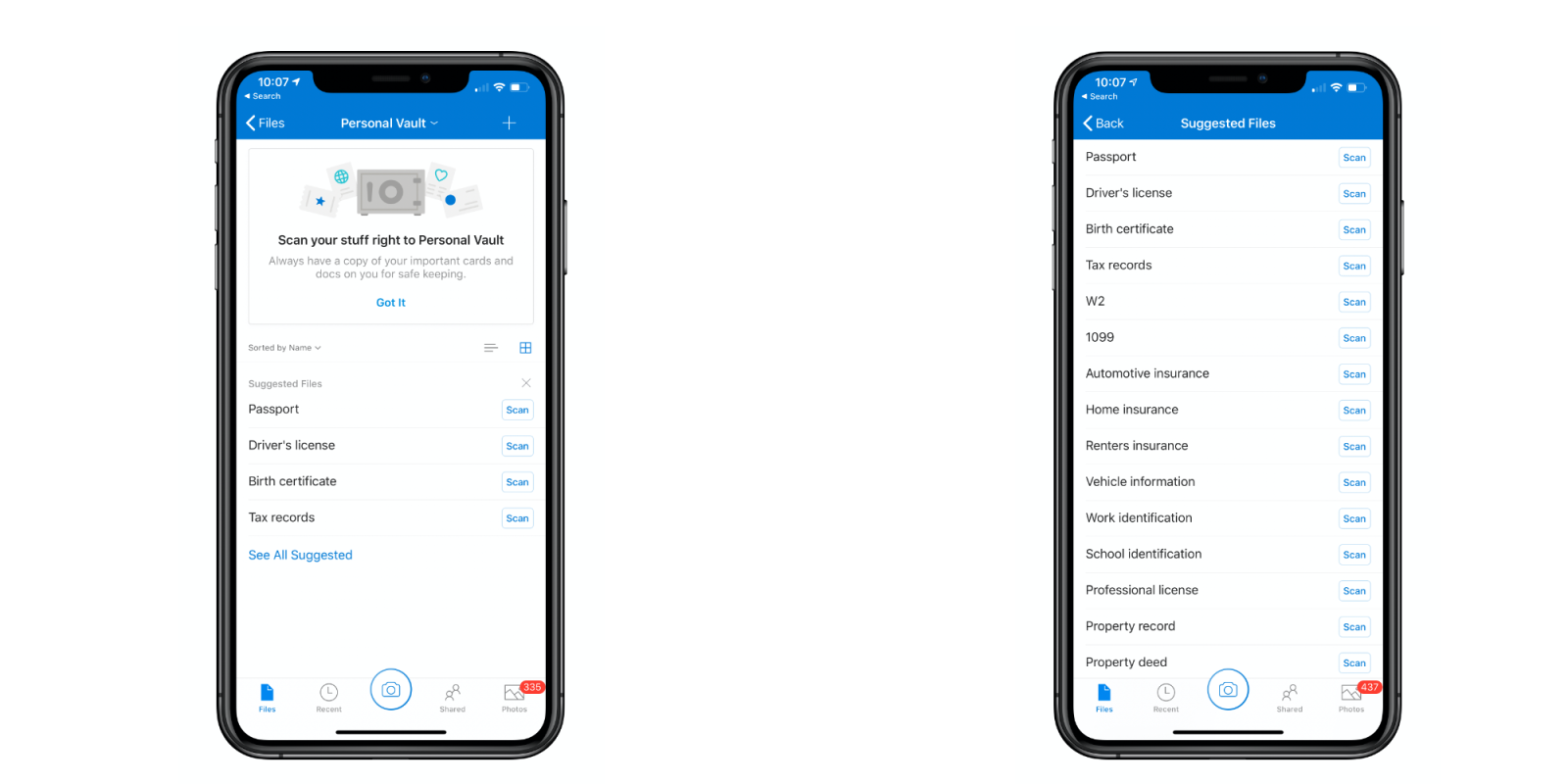 Comment: Apple should add a secure iCloud Drive folder with Face ID and Touch ID support