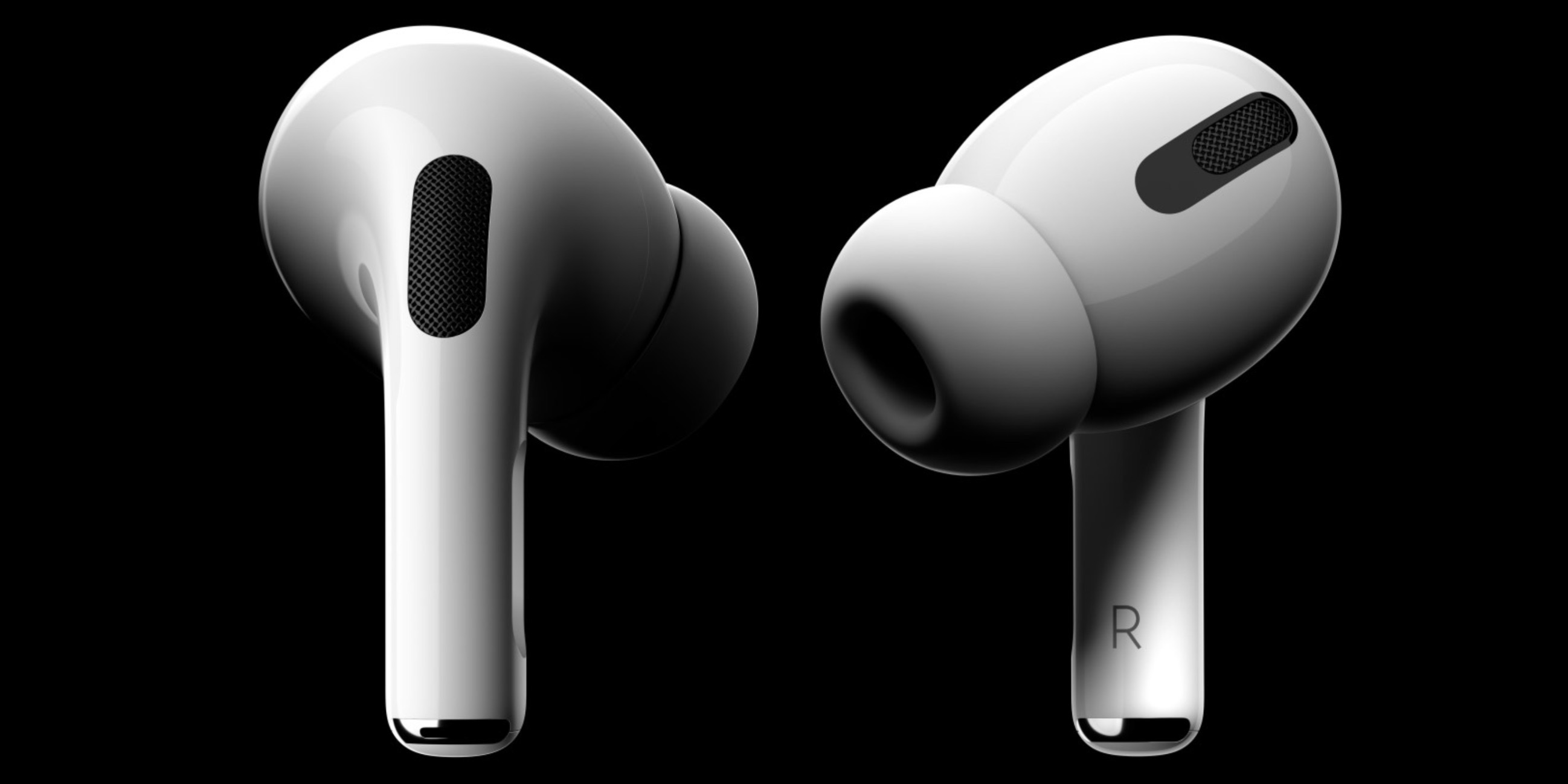 Airpods Pro Vs Airpods Comparison On Features Size Price 9to5mac