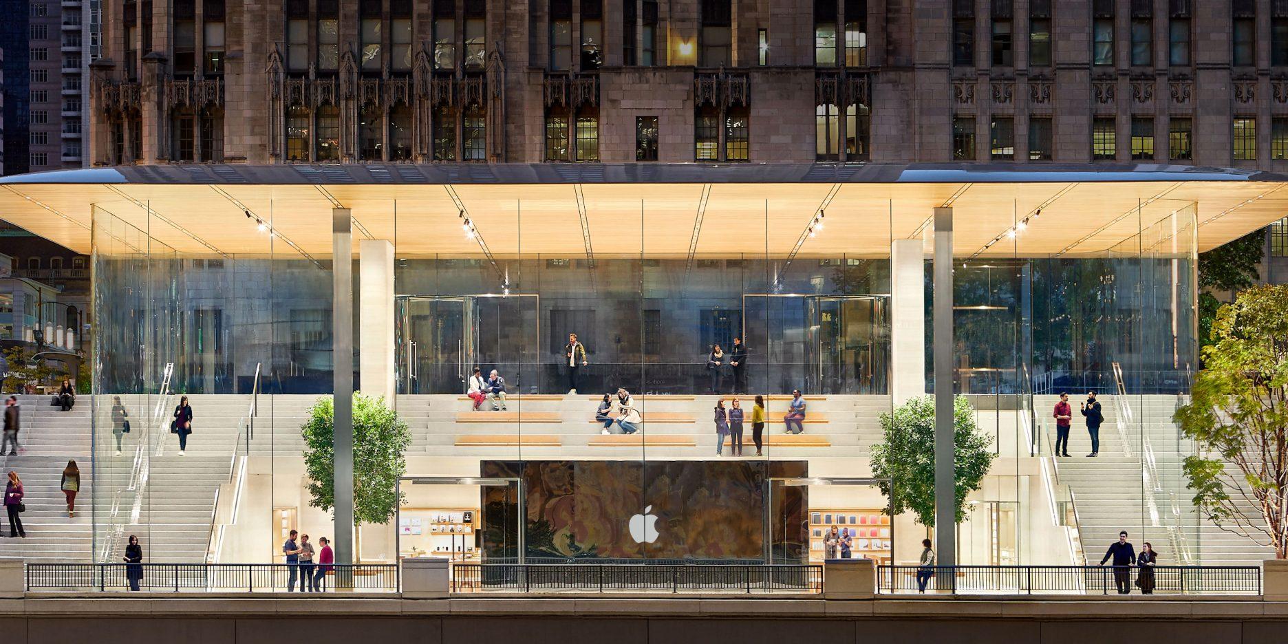 Apple Store Michigan Avenue