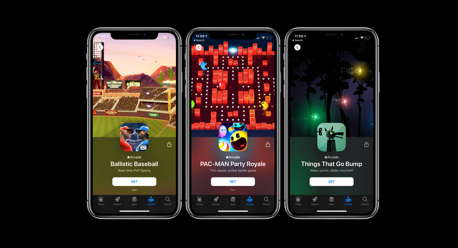 These are the latest Apple Arcade games
