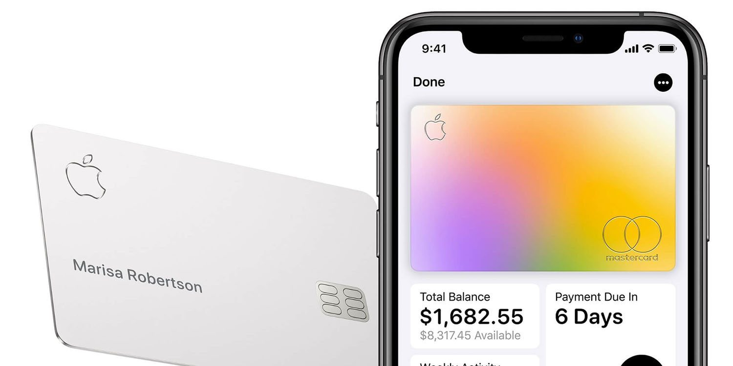 photo of Apple allowing Apple Card customers to defer payments due to COVID-19 image