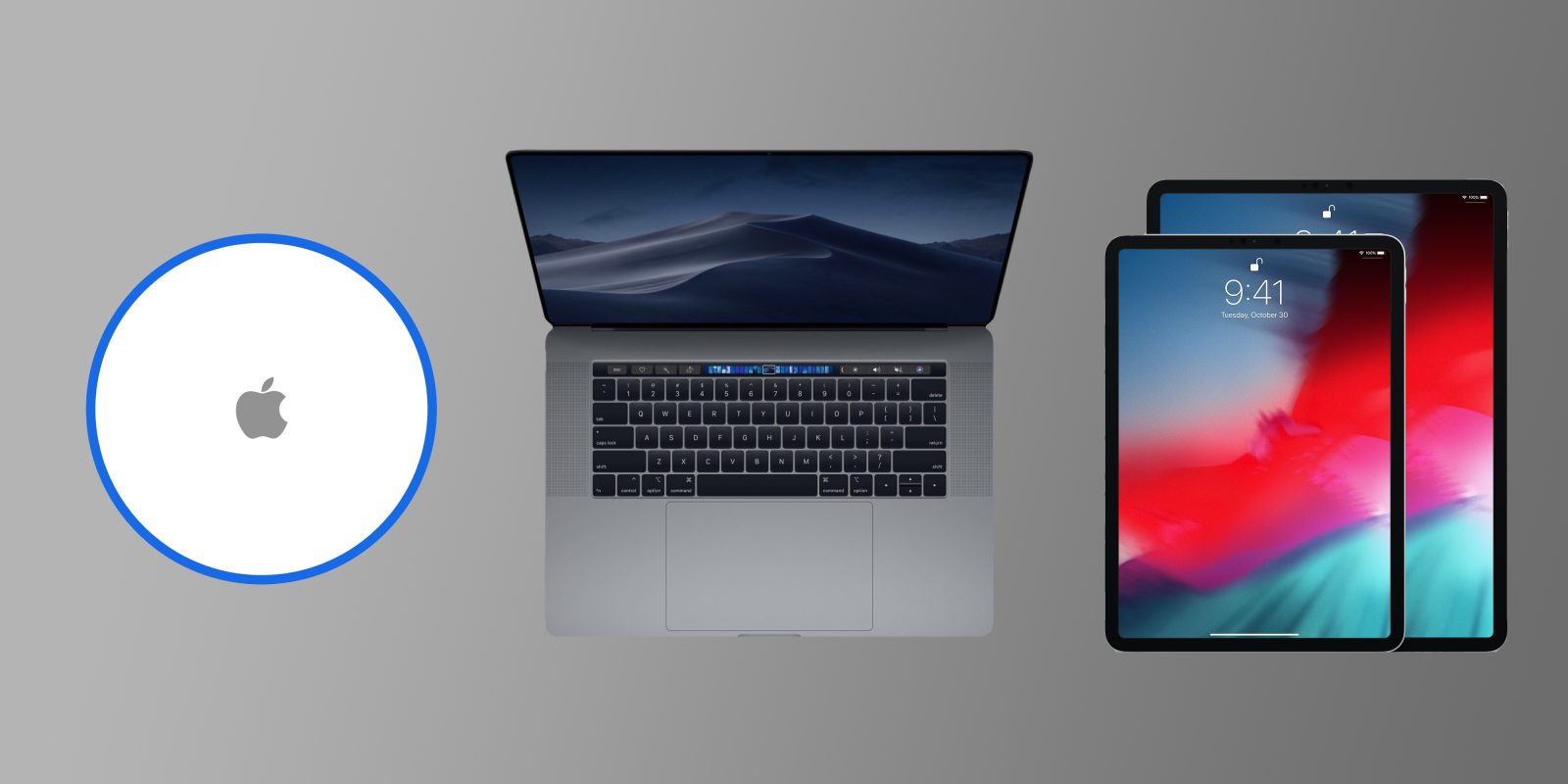 Apple in October expectations: Apple Tag, 16-inch MacBook Pro, new iPad Pro, more