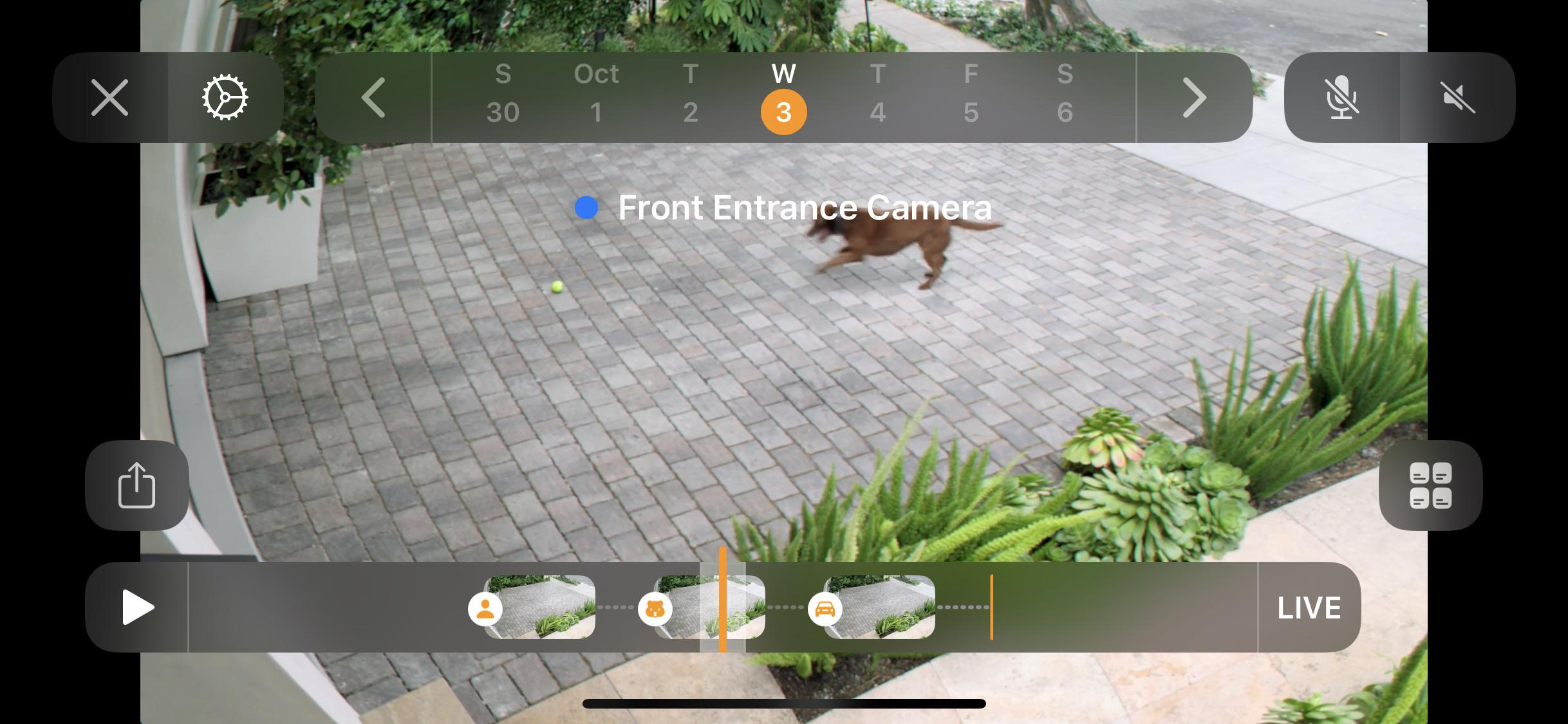 Apple HomeKit Secure Video