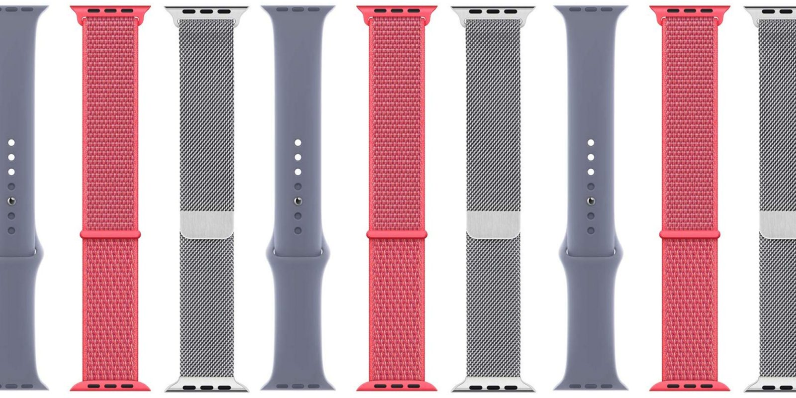 Official Apple Watch bands on sale from $22, plus iPhone SE is $85 and iPad Pro $199 off