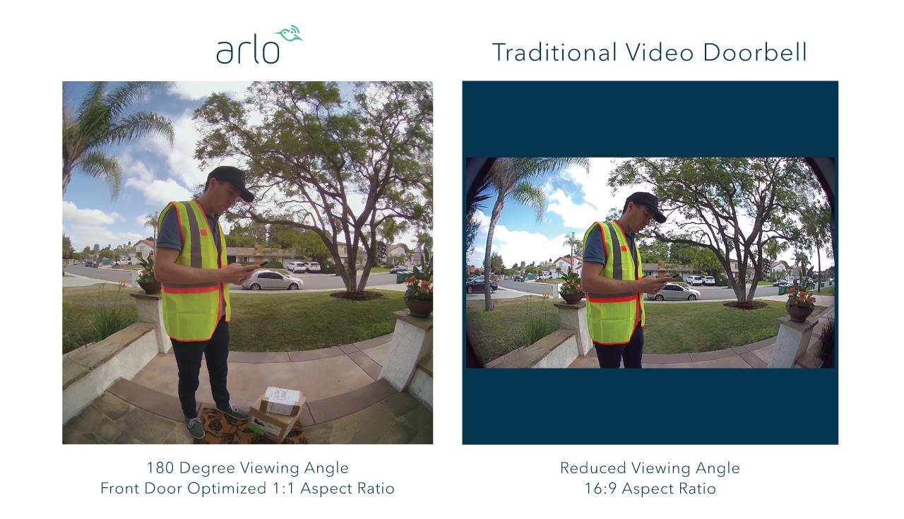 Arlo Video Doorbell comparison