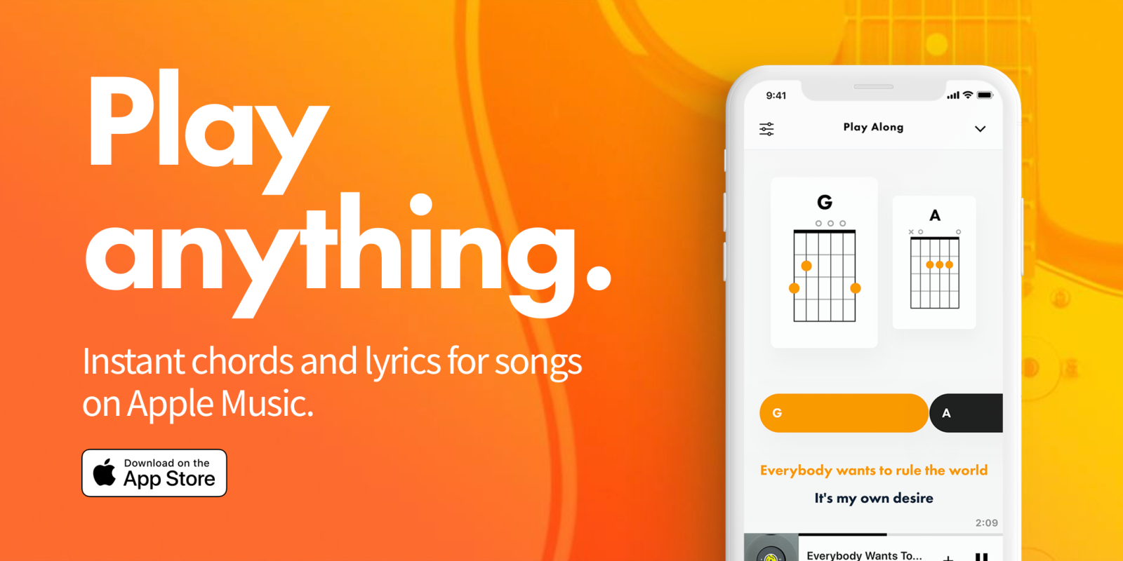 Fender Songs for iPhone lets you learn guitar and piano using Apple Music