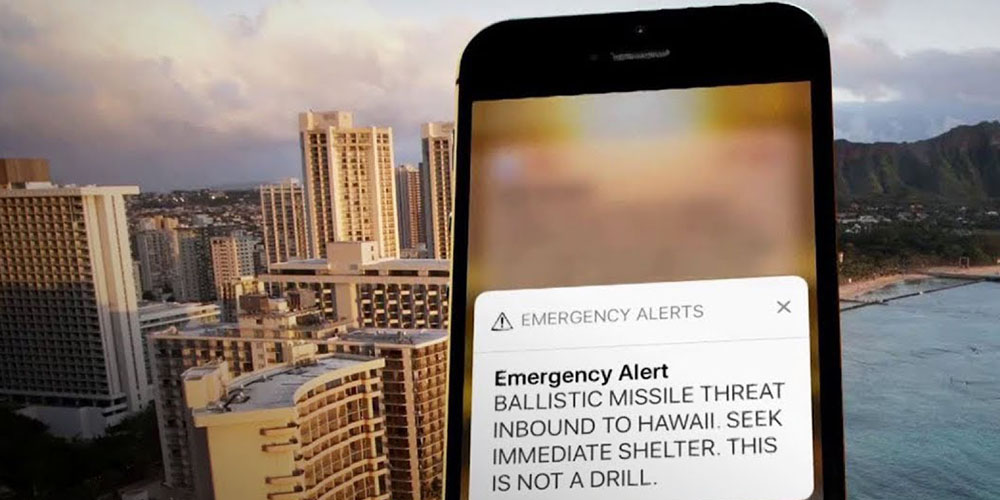 Future government Emergency Alerts could arrive in Apple Music and Apple TV+