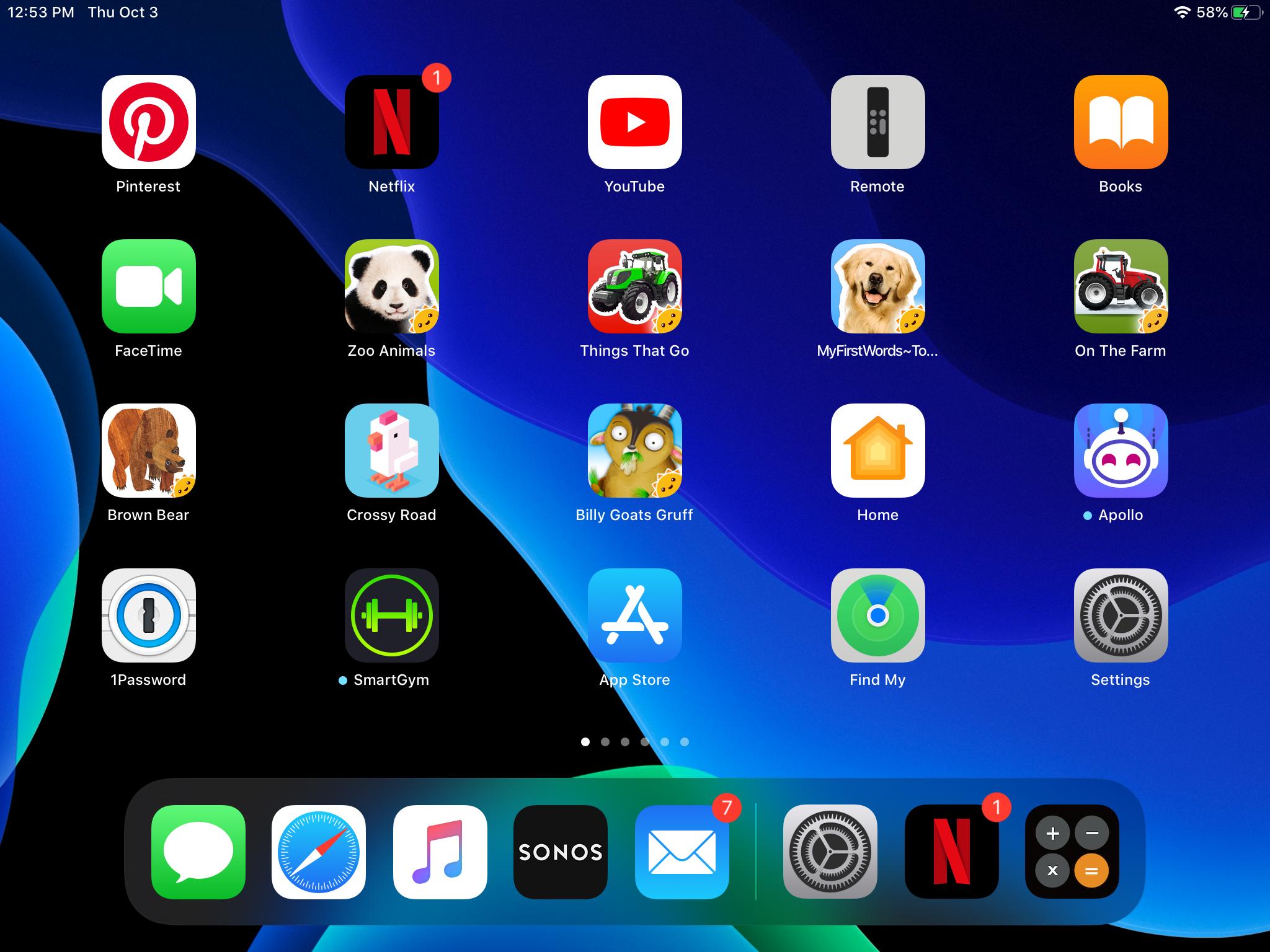 Ipados 13 How To Make Ipad App Icons And Text Bigger 9to5mac