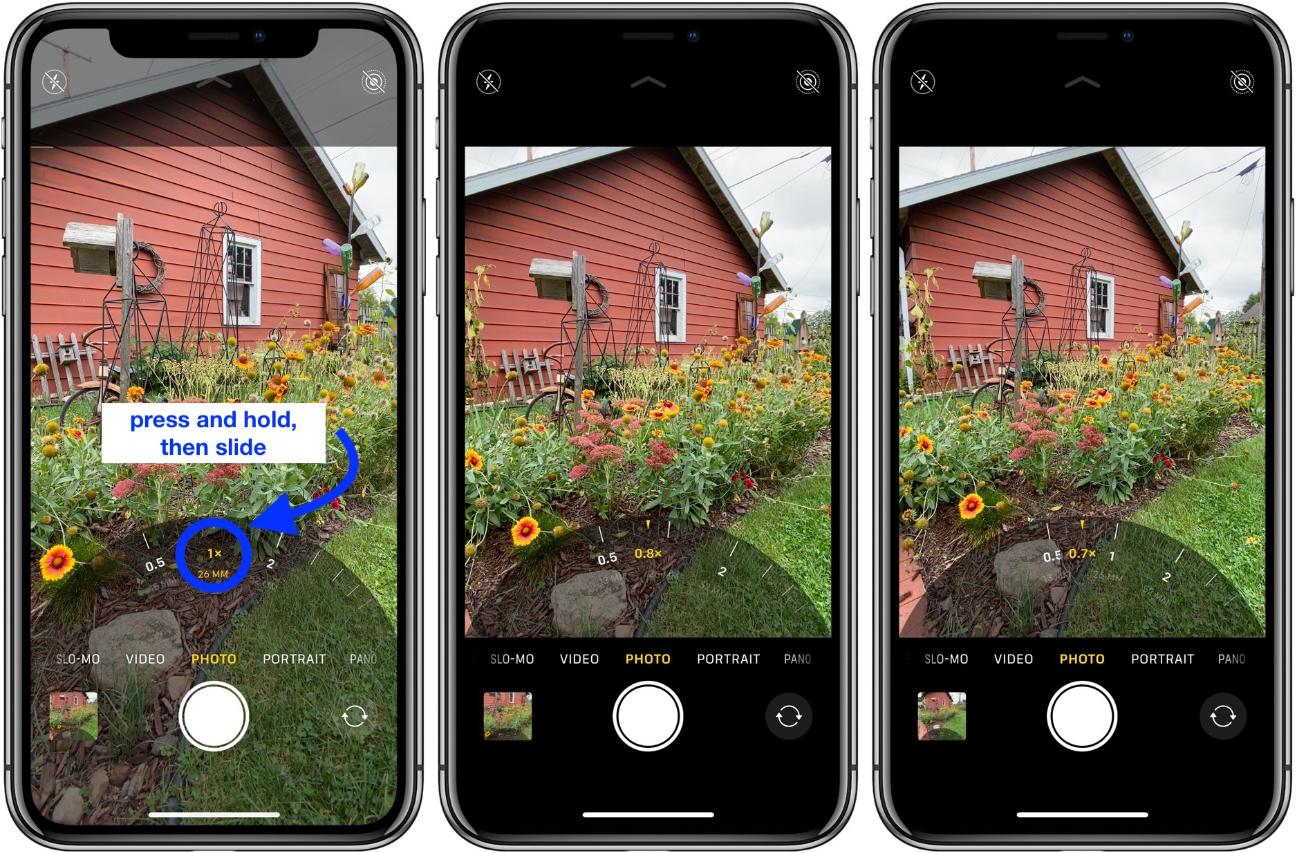 How to use ultra wide camera iPhone 11 and 11 Pro walkthrough 2