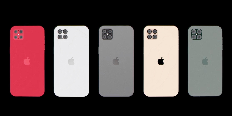 iPhone 12 Pro concept imagines iPhone SE design , 9to5Mac