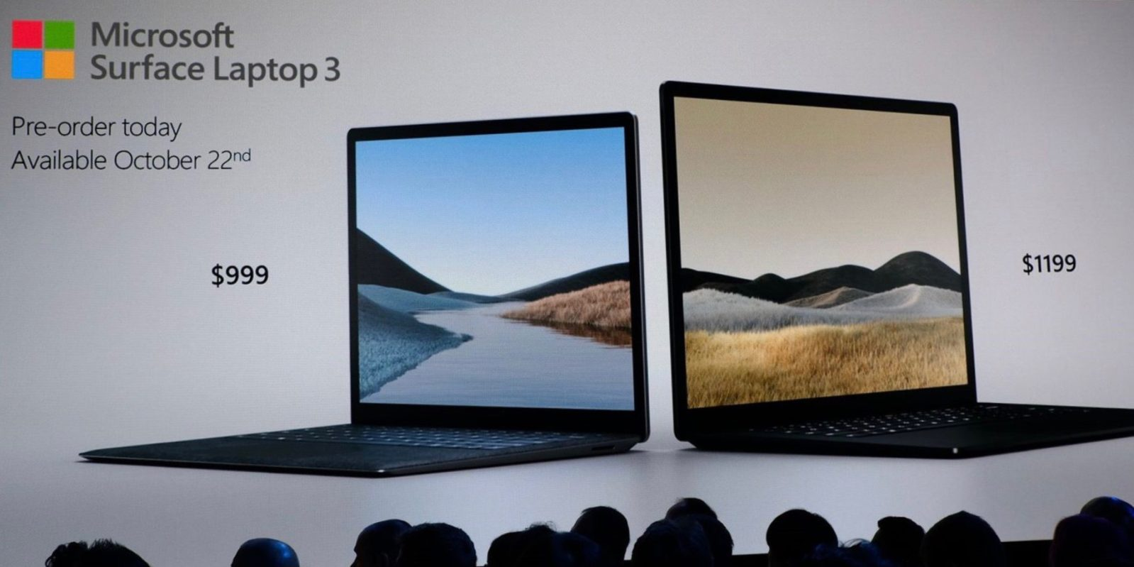 Microsoft says new Surface Laptop is 3x more powerful than MacBook Air, has removable SSD, teases foldables for 2020