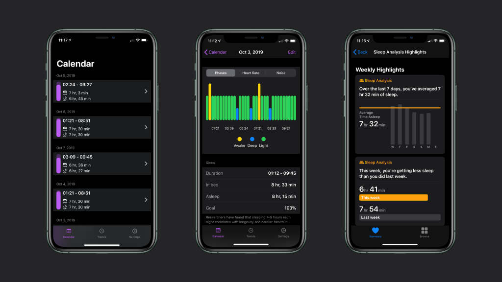 photo of NapBot is a sleep tracker for Apple Watch powered by CoreML image