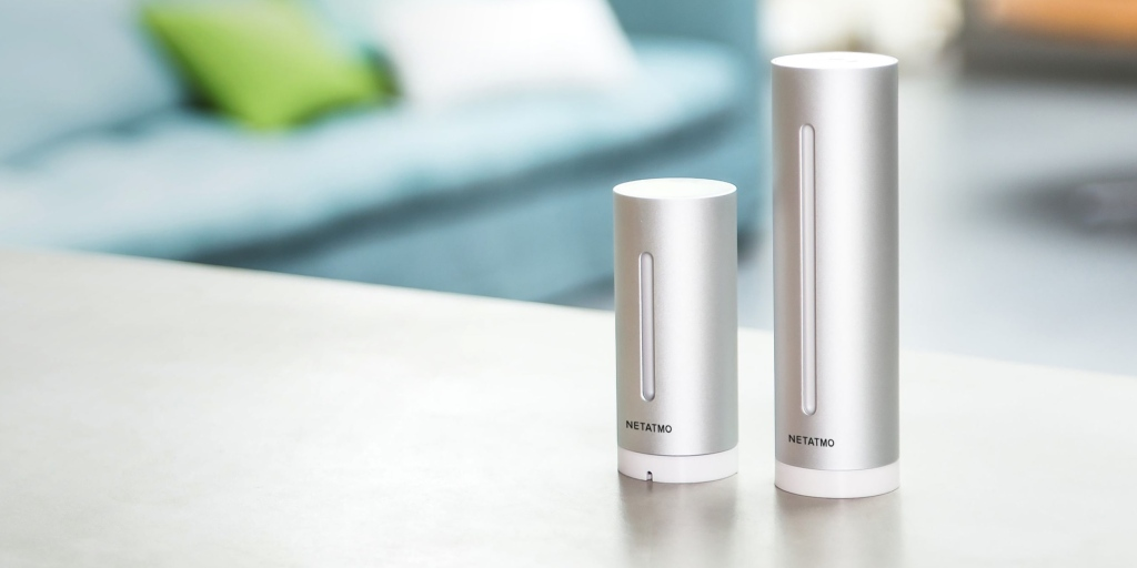 photo of Netatmo Weather Station now supports HomeKit: air quality, humidity, temperature and CO2 sensors image