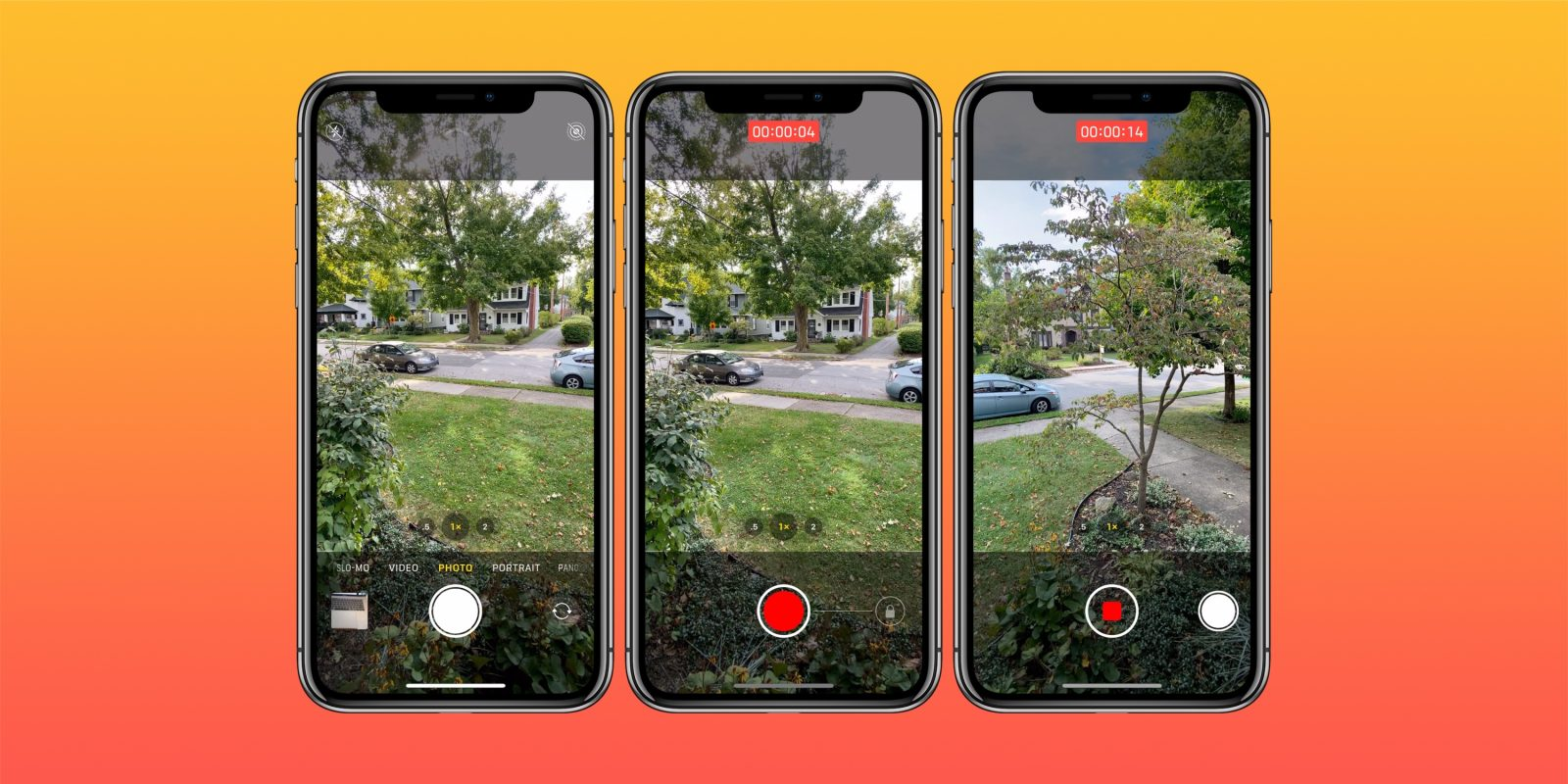How to use the QuickTake video shortcut with iPhone 11 and 11 Pro cameras
