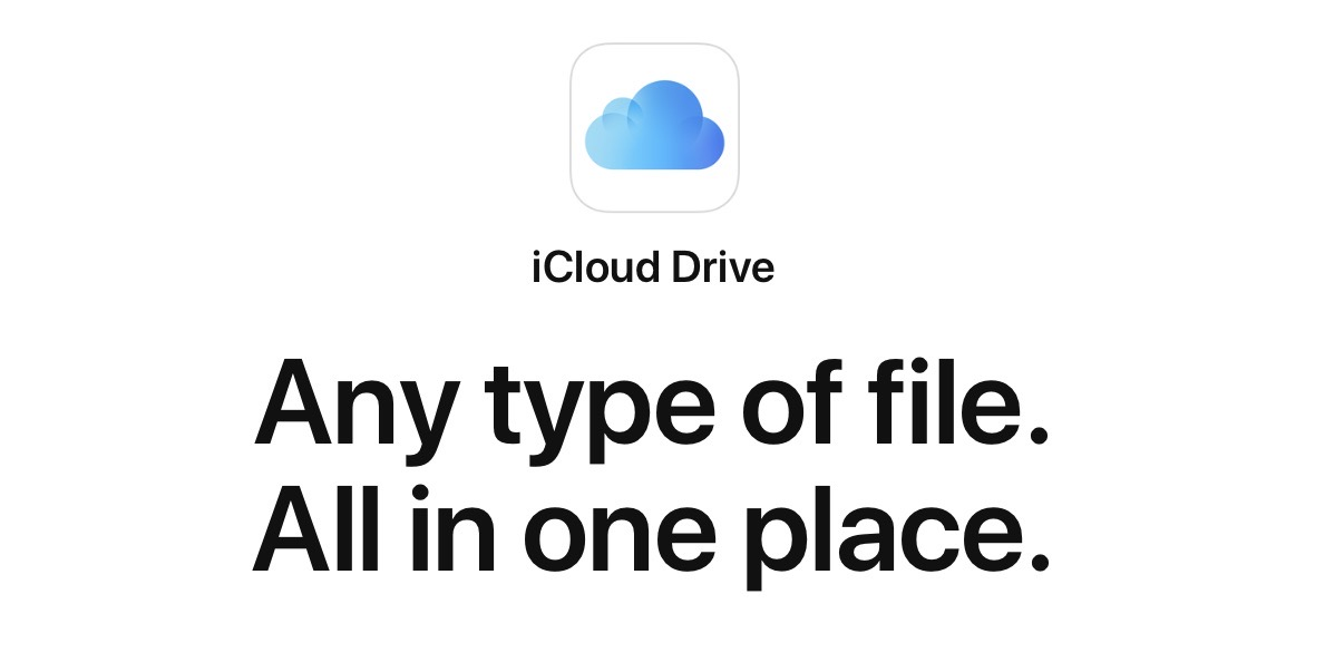 recover lost iCloud documents and files