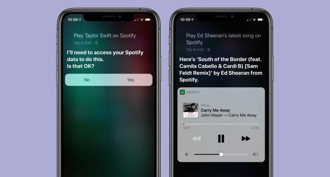 Siri İçin Spotify Desteği Geldi