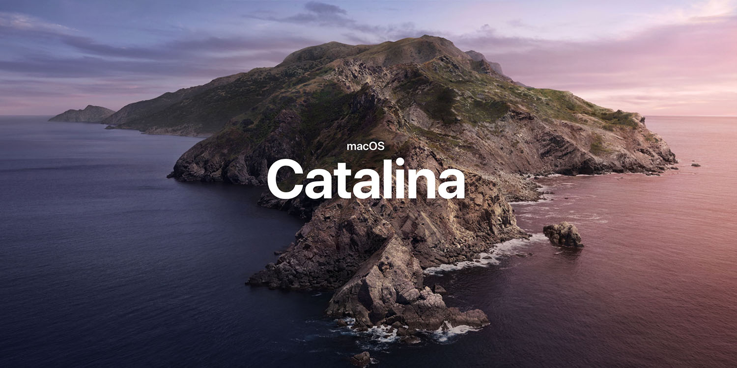 Apple releases first developer beta of macOS Catalina 10.15.1