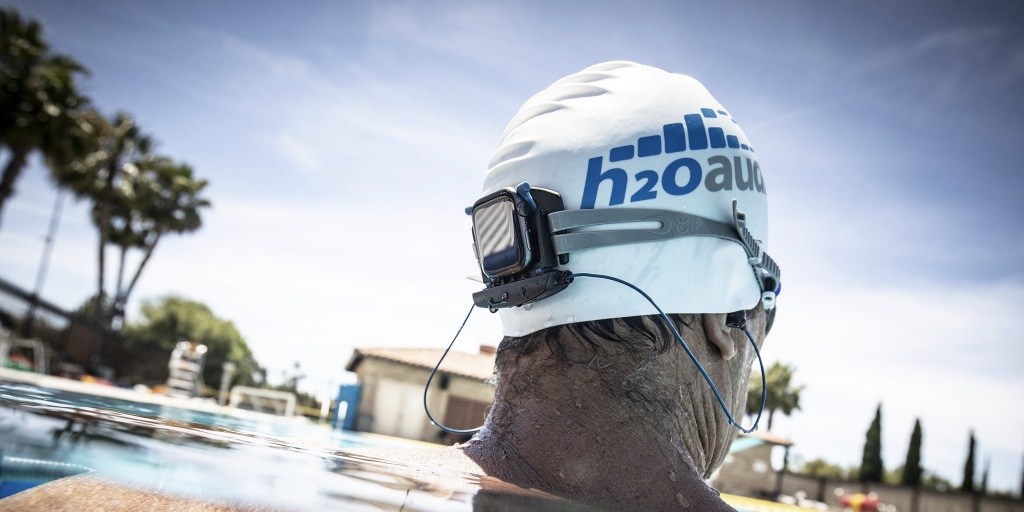 H2O Audio debuts waterproof headphones for Apple Watch swimmers, Apple selling smart kettlebell, more