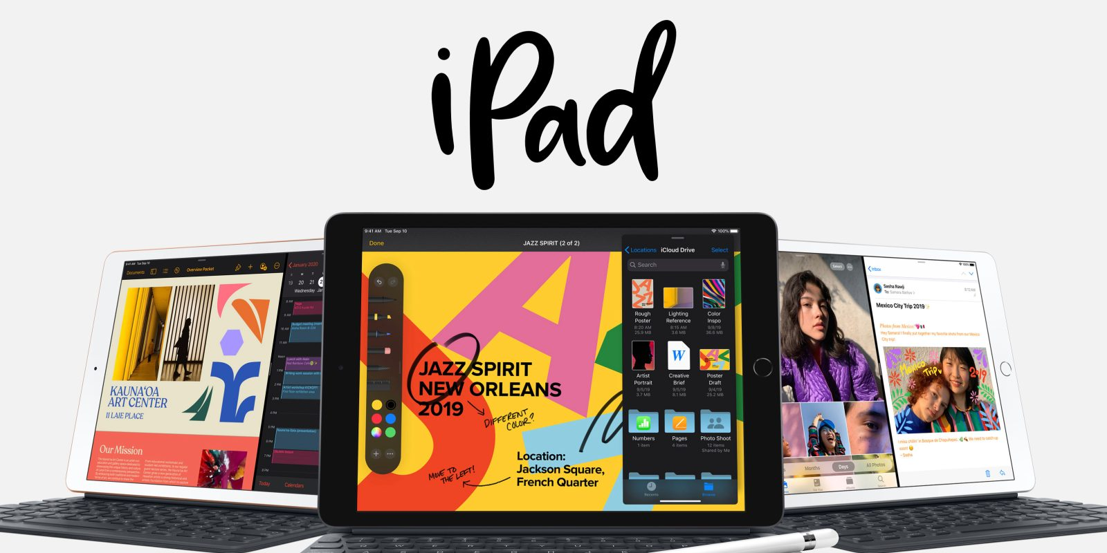 Black Friday pricing returns on 10.2-inch iPad, iPad Pro, and HomePod