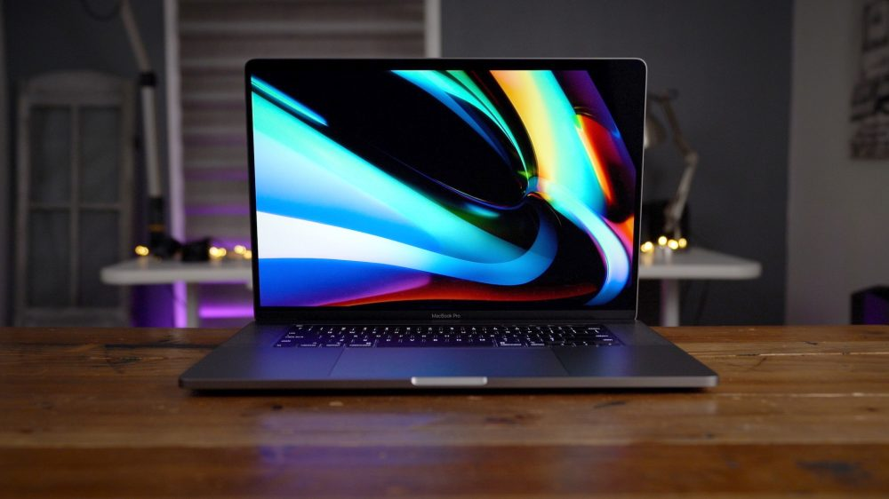 16-дюймовый MacBook Pro 2019