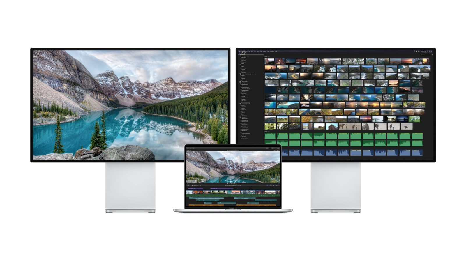 16-inch MacBook Pro supports up to two 6K external displays