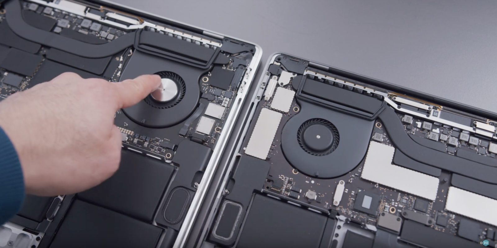 Initial 16-inch MacBook Pro thermal and graphics tests highlight performance gains [Video]