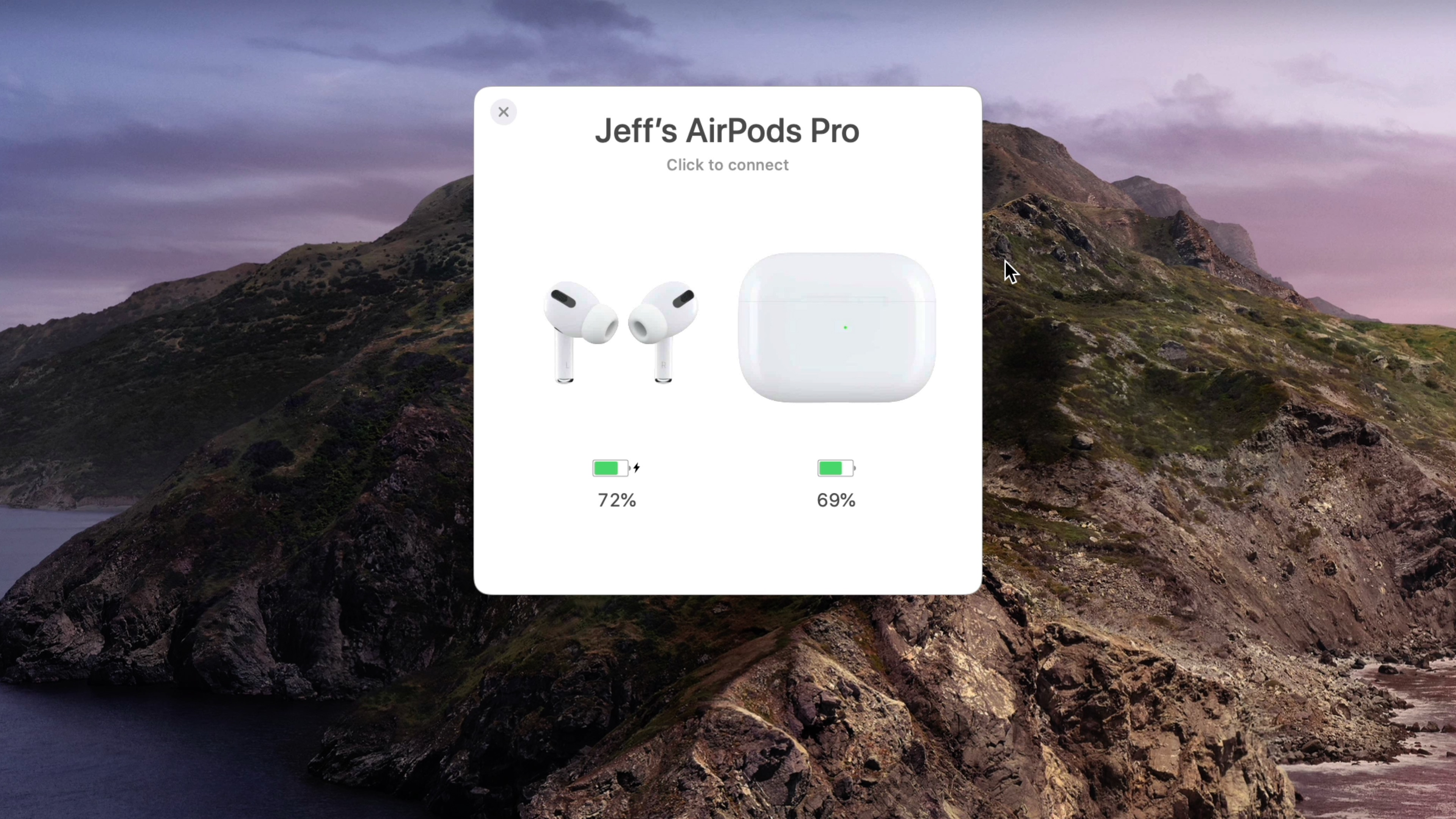 AirBuddy AIrPods Pro