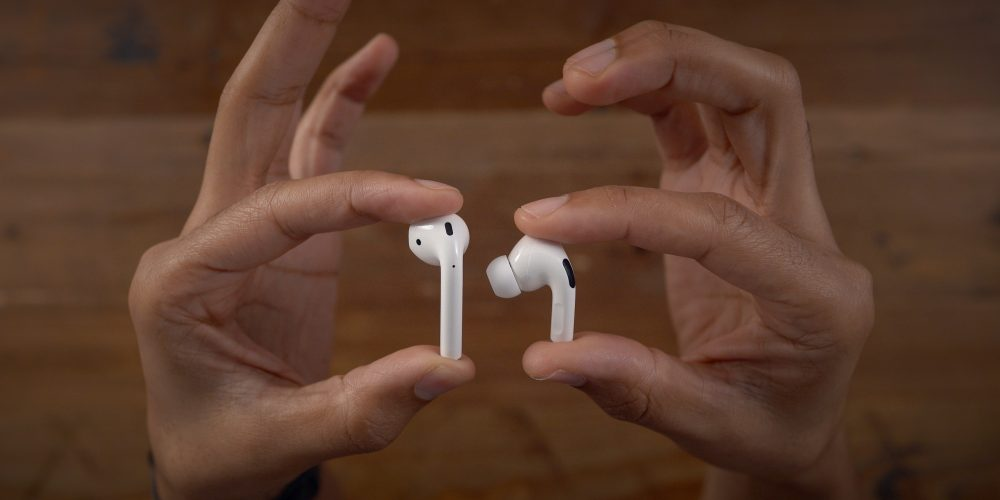 AirPods and AirPod Pro