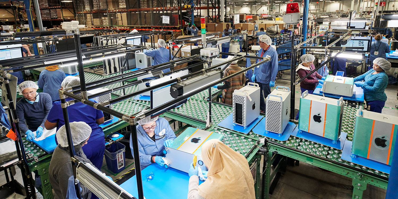 Apple breaks ground on $1B Austin, Texas, campus as Trump tours Mac Pro plant
