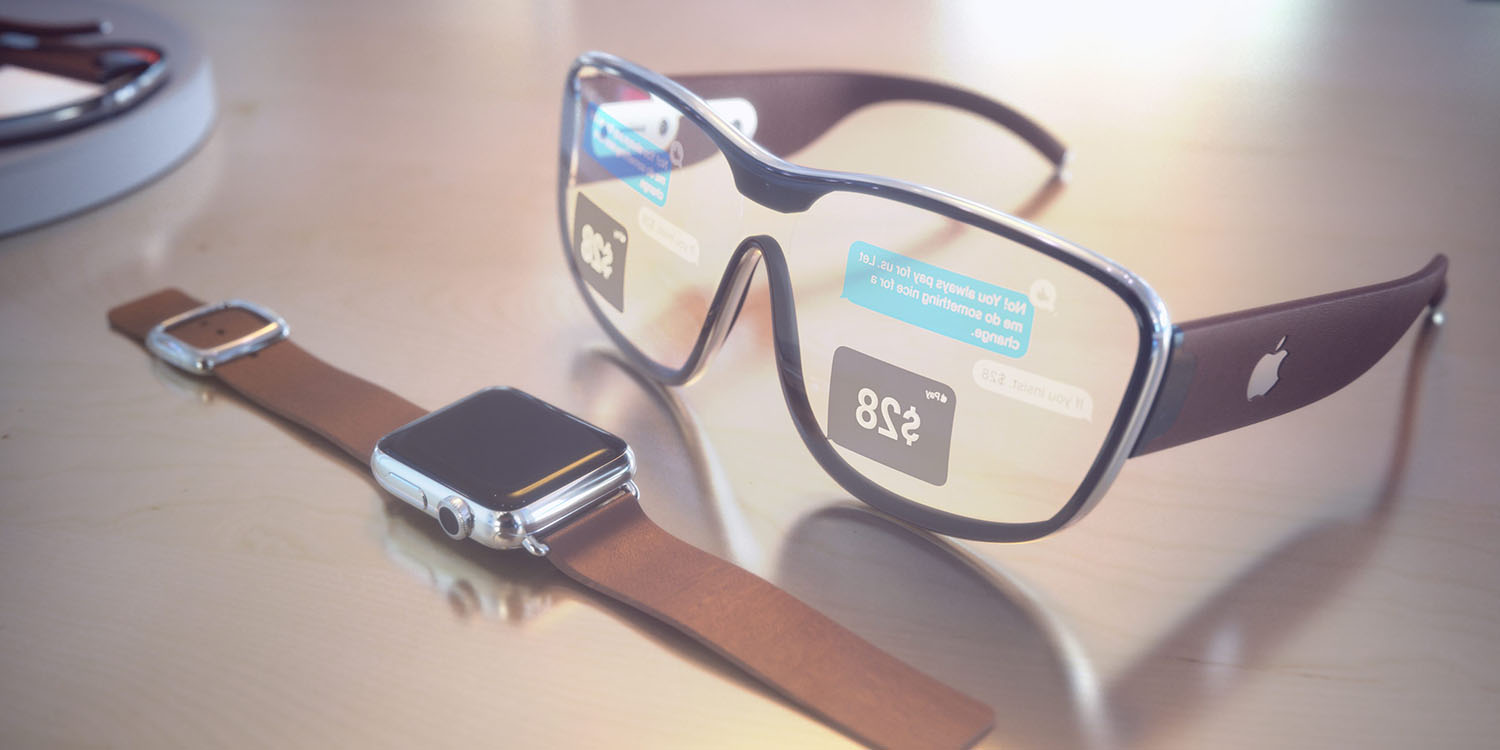 Comment: For me, Apple Glasses would replace my Apple Watch, not my iPhone