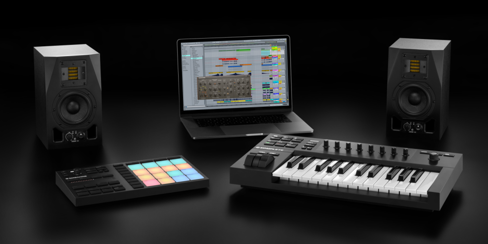 Best MIDI keyboards for Mac 2019 - Native Instruments