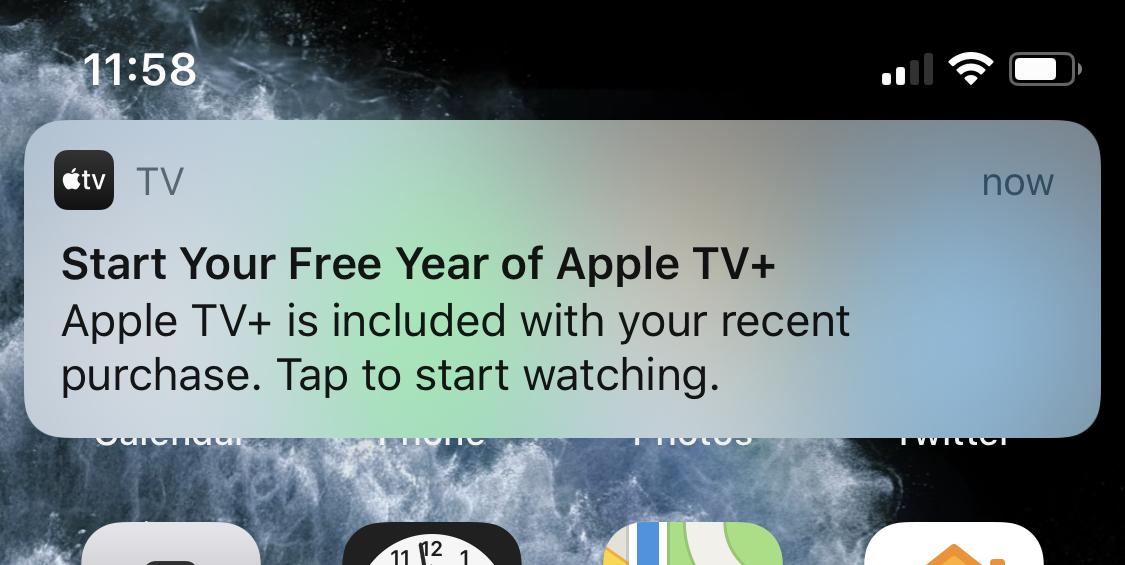 Is apple tv free on a mac