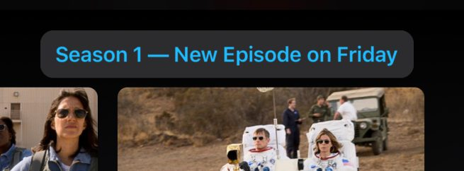 photo of Episode 4 of The Morning Show, See and For All Mankind now available on Apple TV+ image