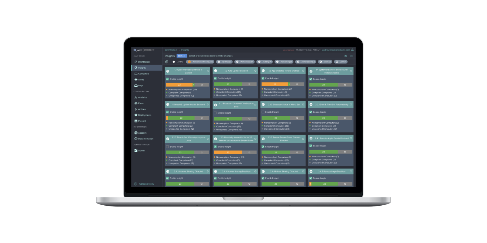Jamf launches Jamf Protect, an enterprise endpoint protection solution built native for macOS