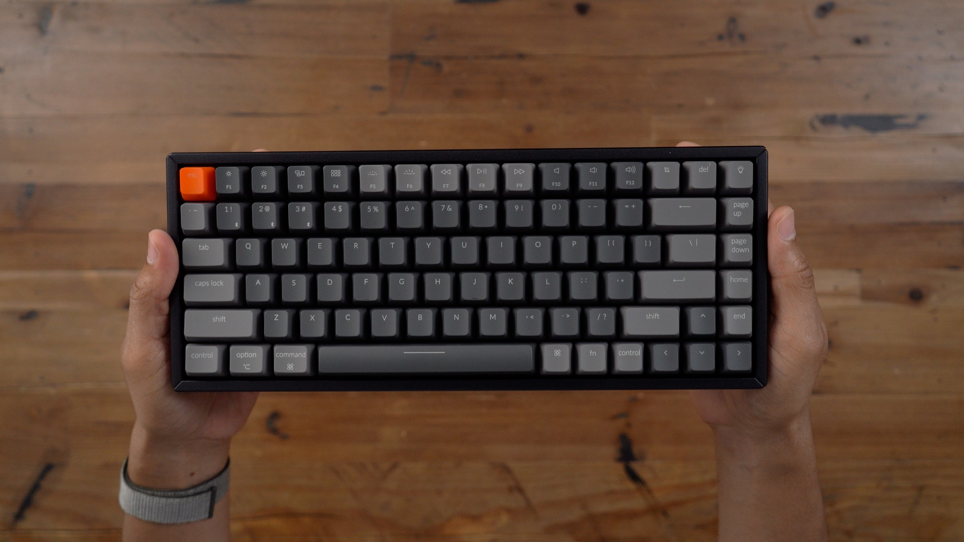 Keychron K2 review: an excellent wireless mechanical keyboard ...