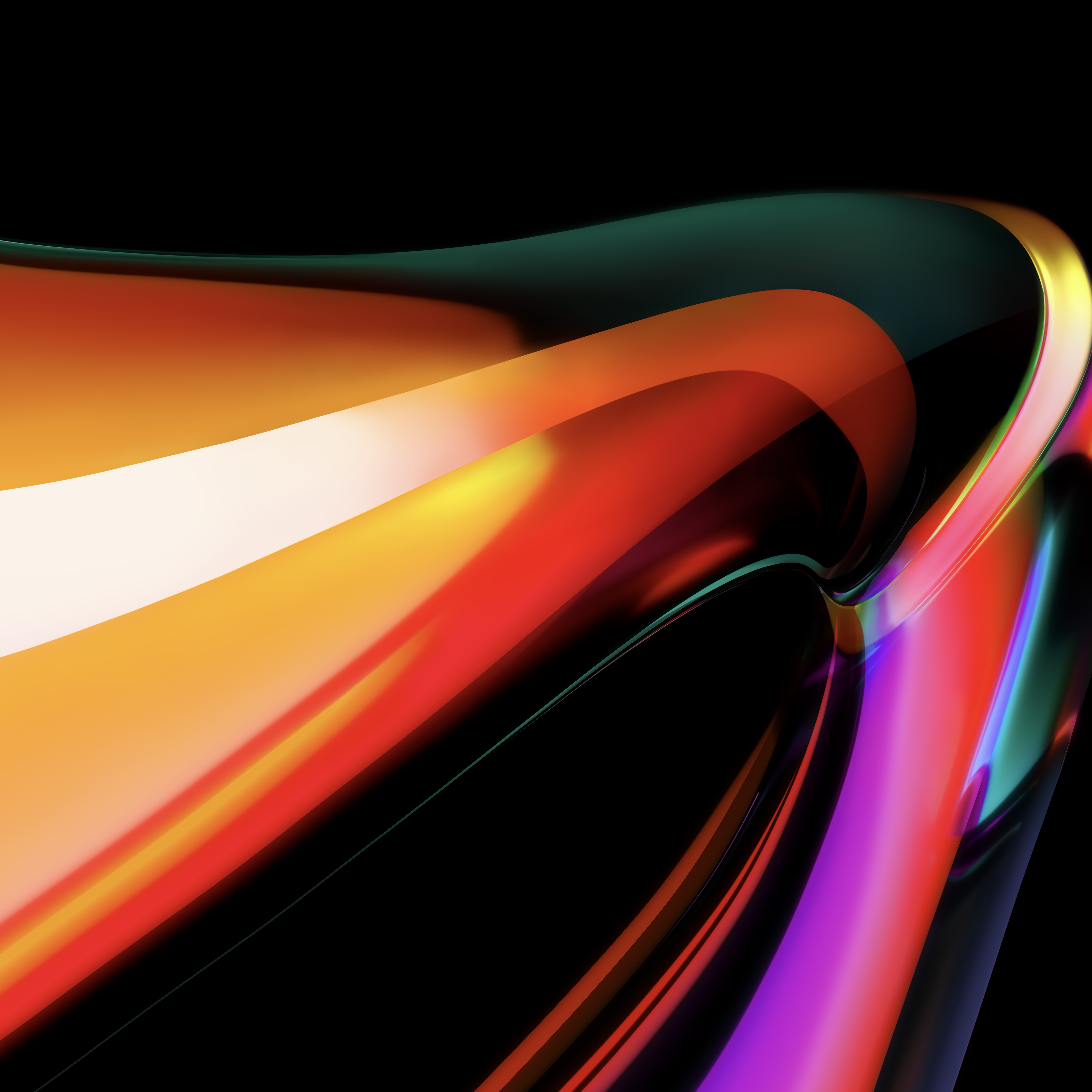 16 Inch Macbook Pro Includes Exclusive Colorful Wallpapers Download Here 9to5mac