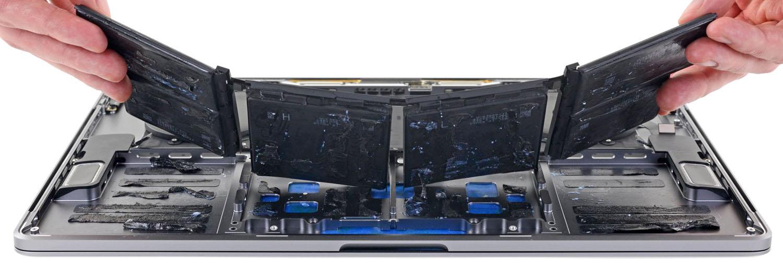 Mac battery