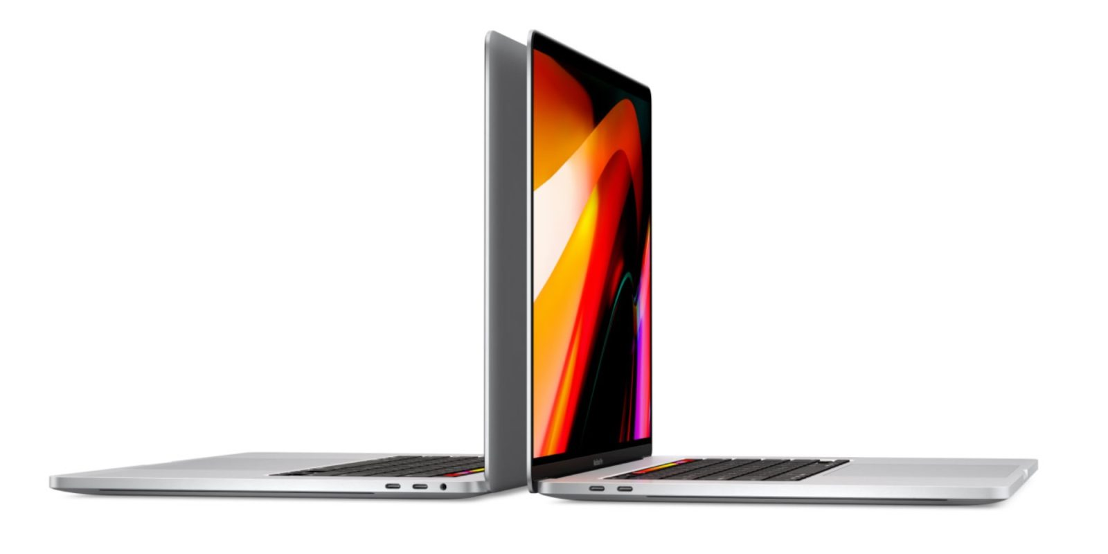 16 Inch Macbook Pro Includes Exclusive Colorful Wallpapers