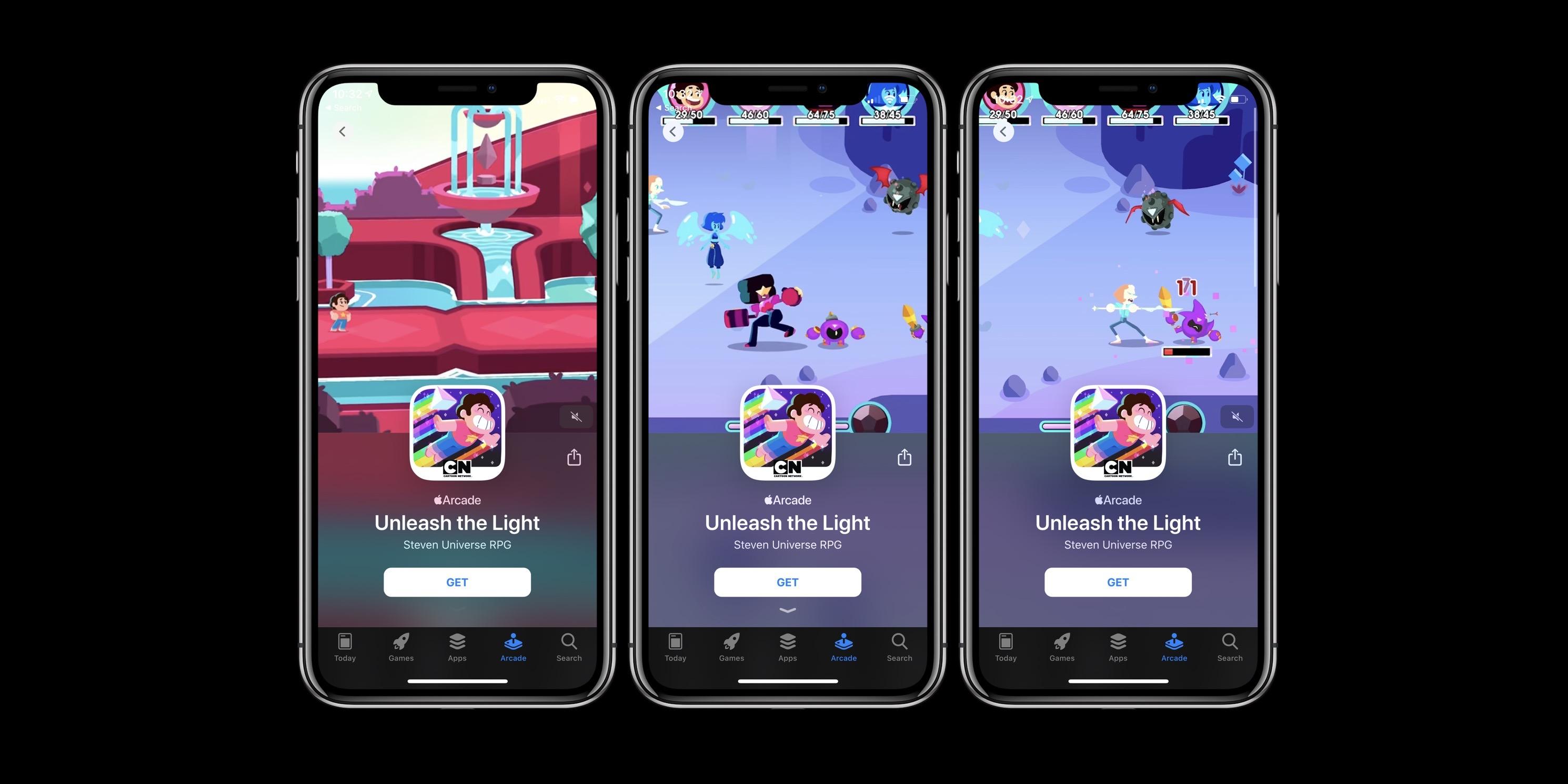 Apple Arcade new games November