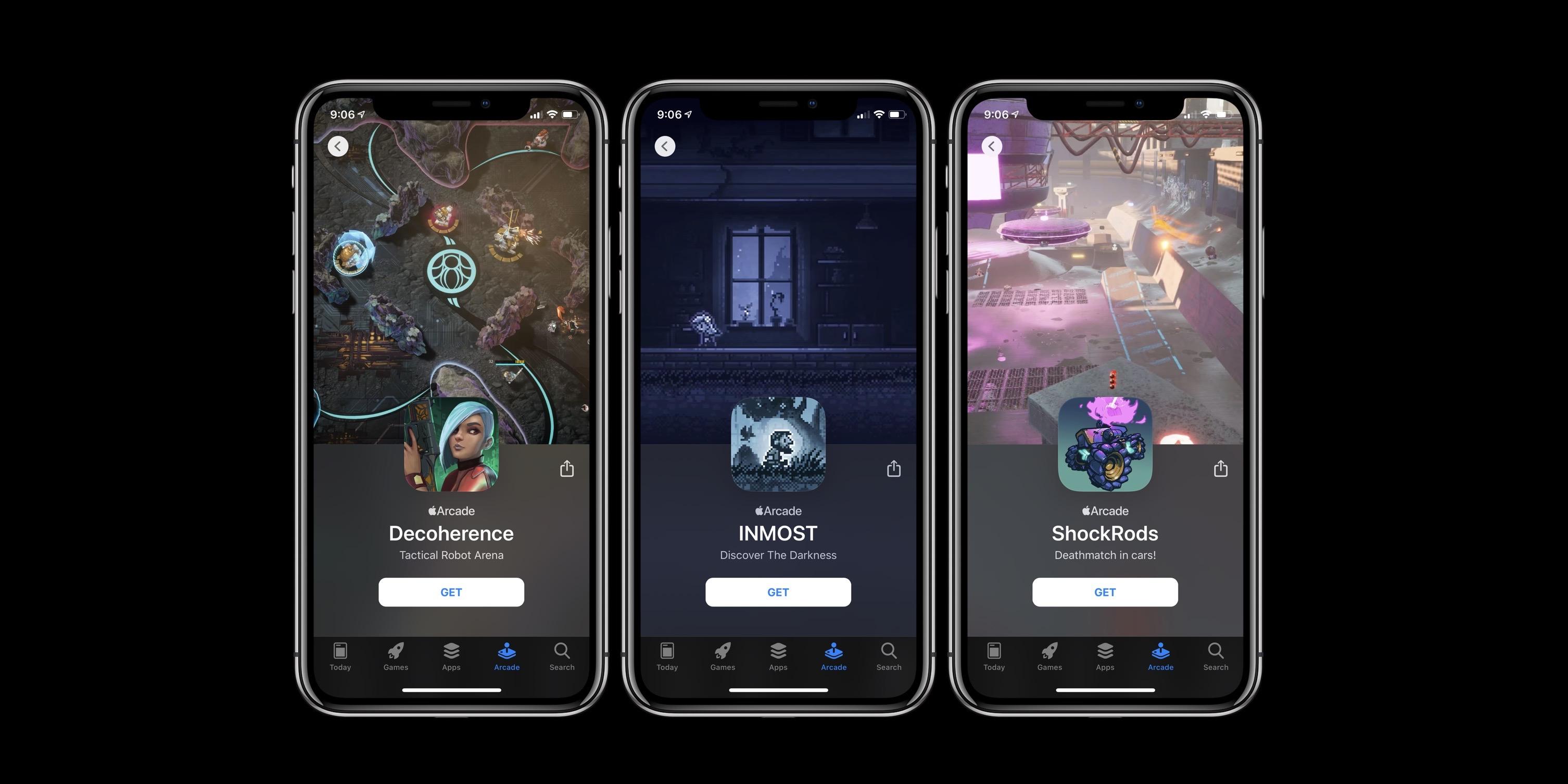 New Apple Arcade games October 11