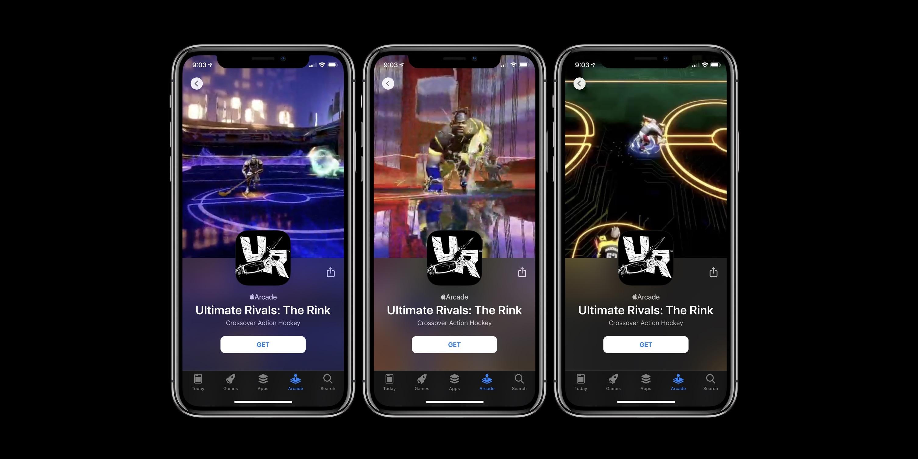 Apple Arcade new games 12.12
