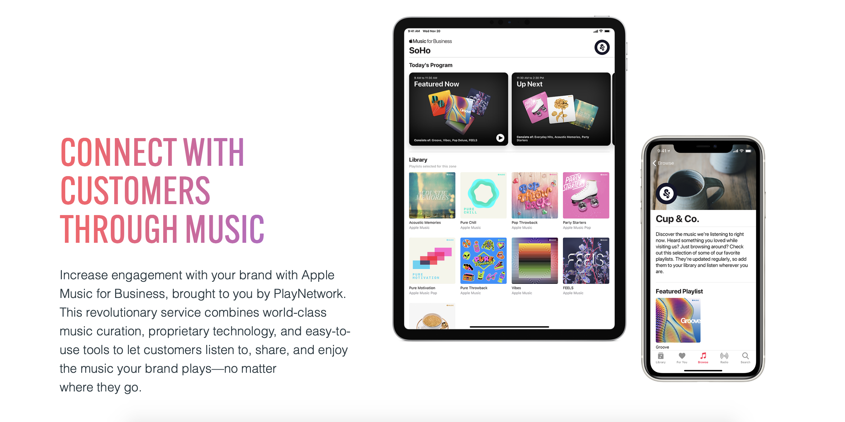 Apple launching 'Apple Music for Business' to provide music to retail stores - 9to5Mac