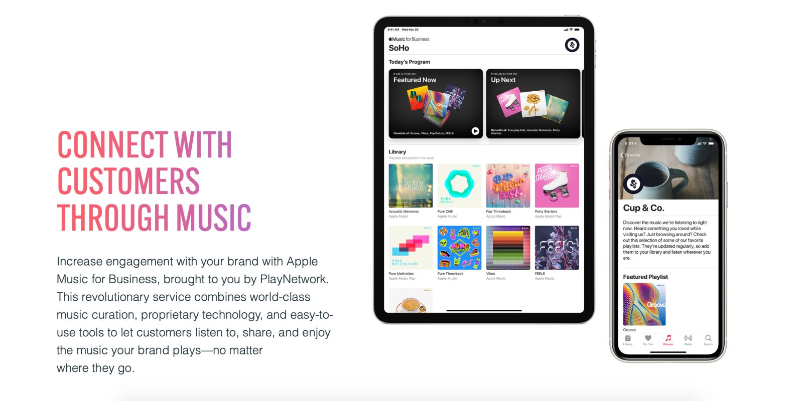 Apple launching 'Apple Music for Business' to provide music to retail stores