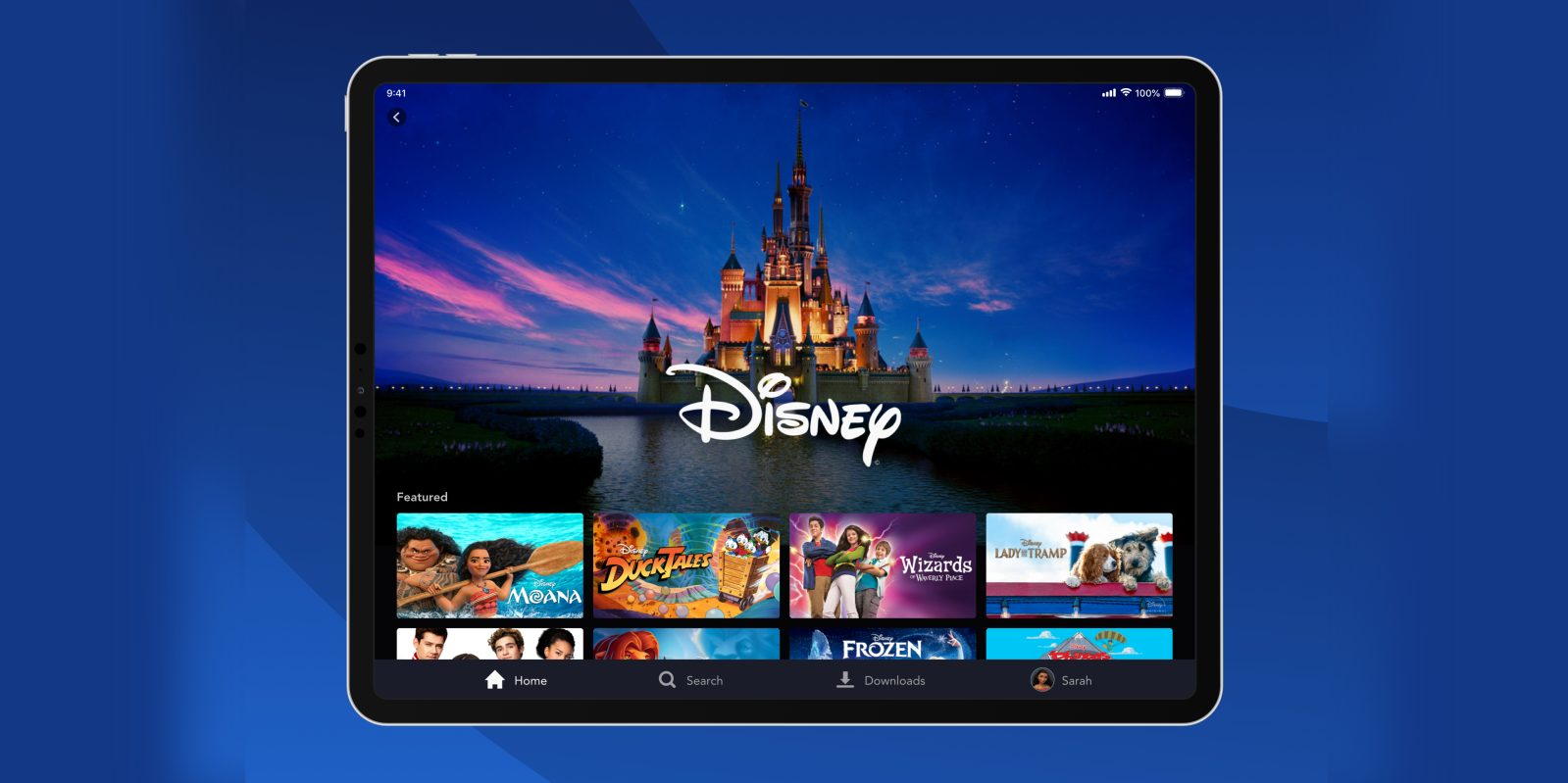 Disney+ app now available to download on iPhone, iPad, and Apple TV