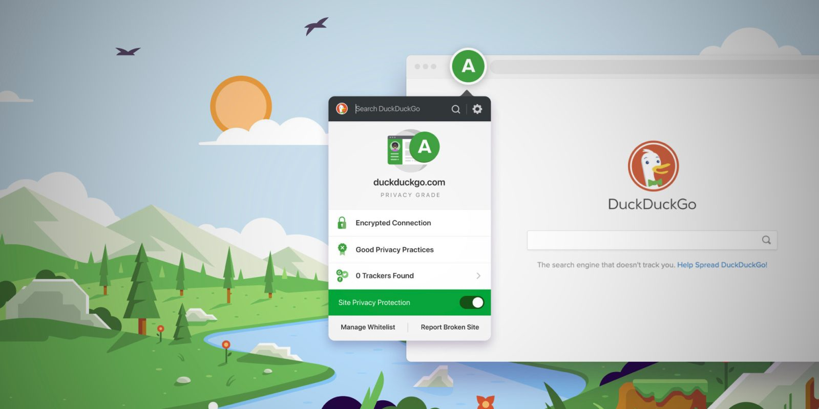 DuckDuckGo Privacy Essentials now available as Safari extension