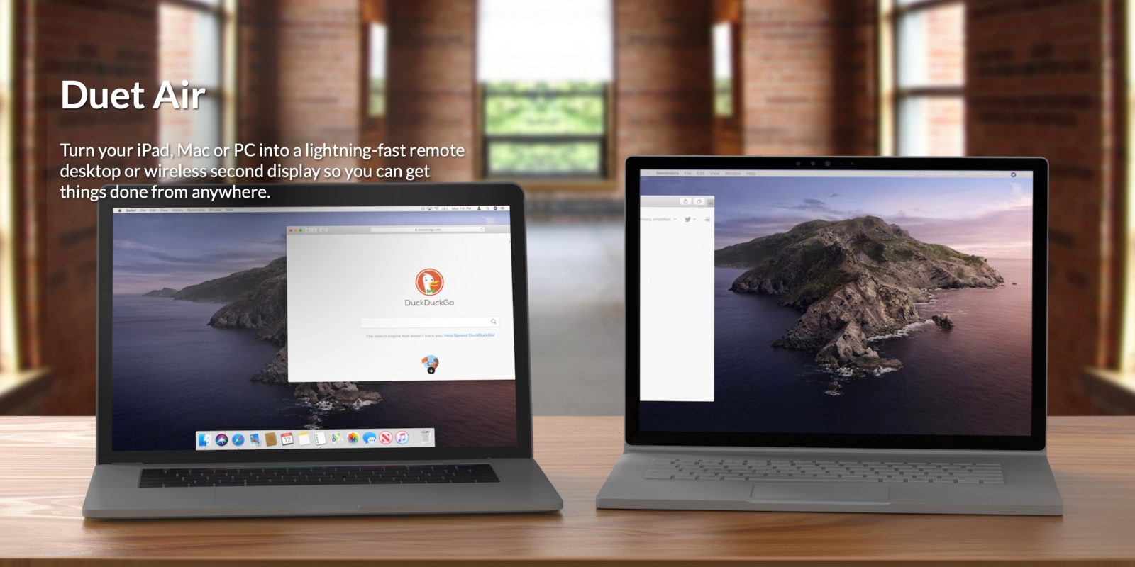 Duet Air update brings ability to use a Mac or PC as an external display