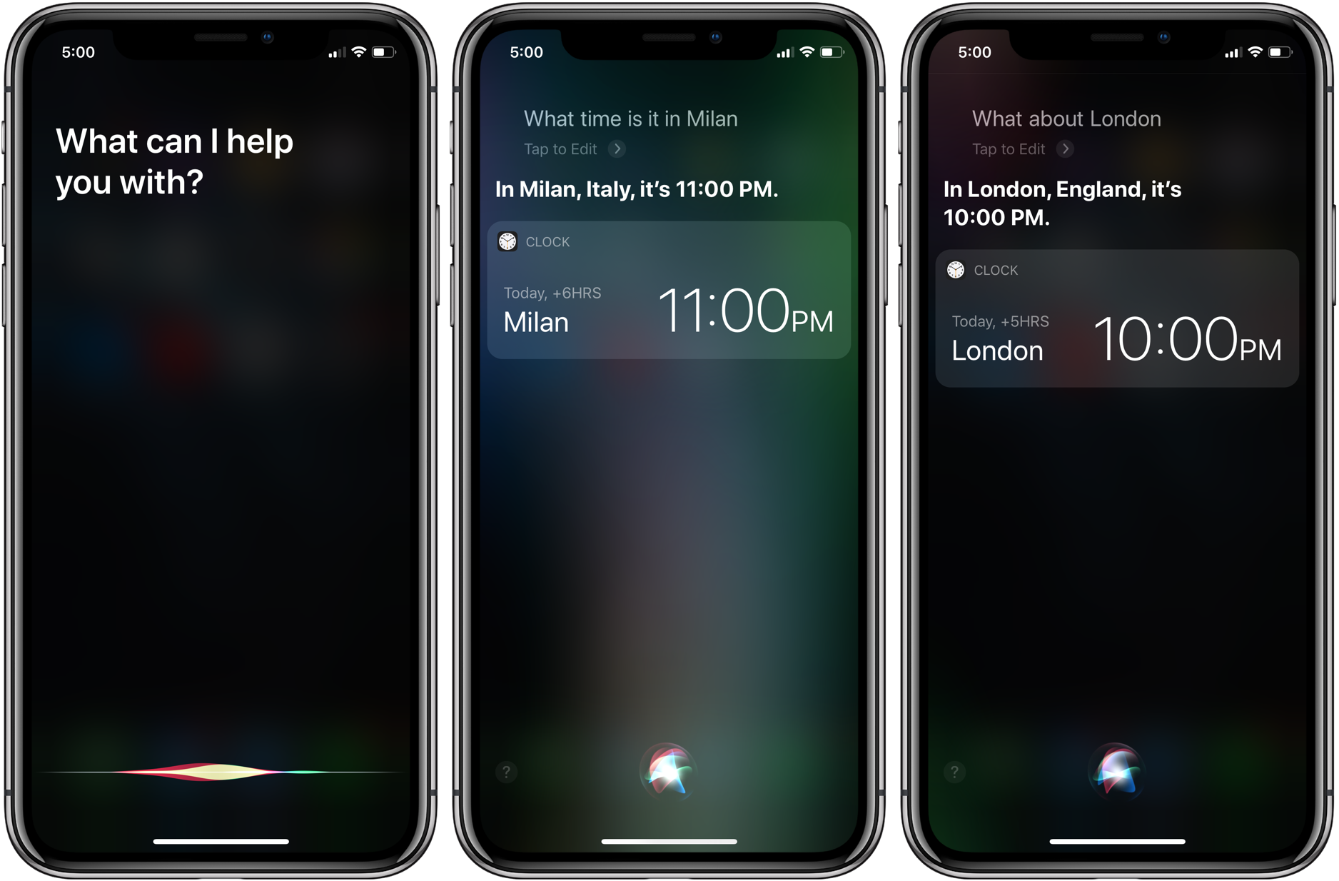 How to check timezones iPhone iPad Apple Watch walkthrough