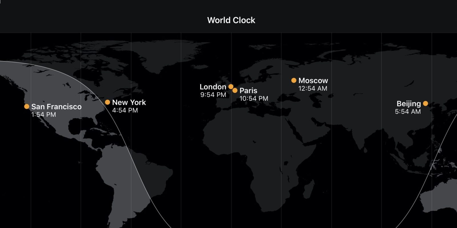 How to check timezones on iPhone, iPad, Mac, and Apple Watch