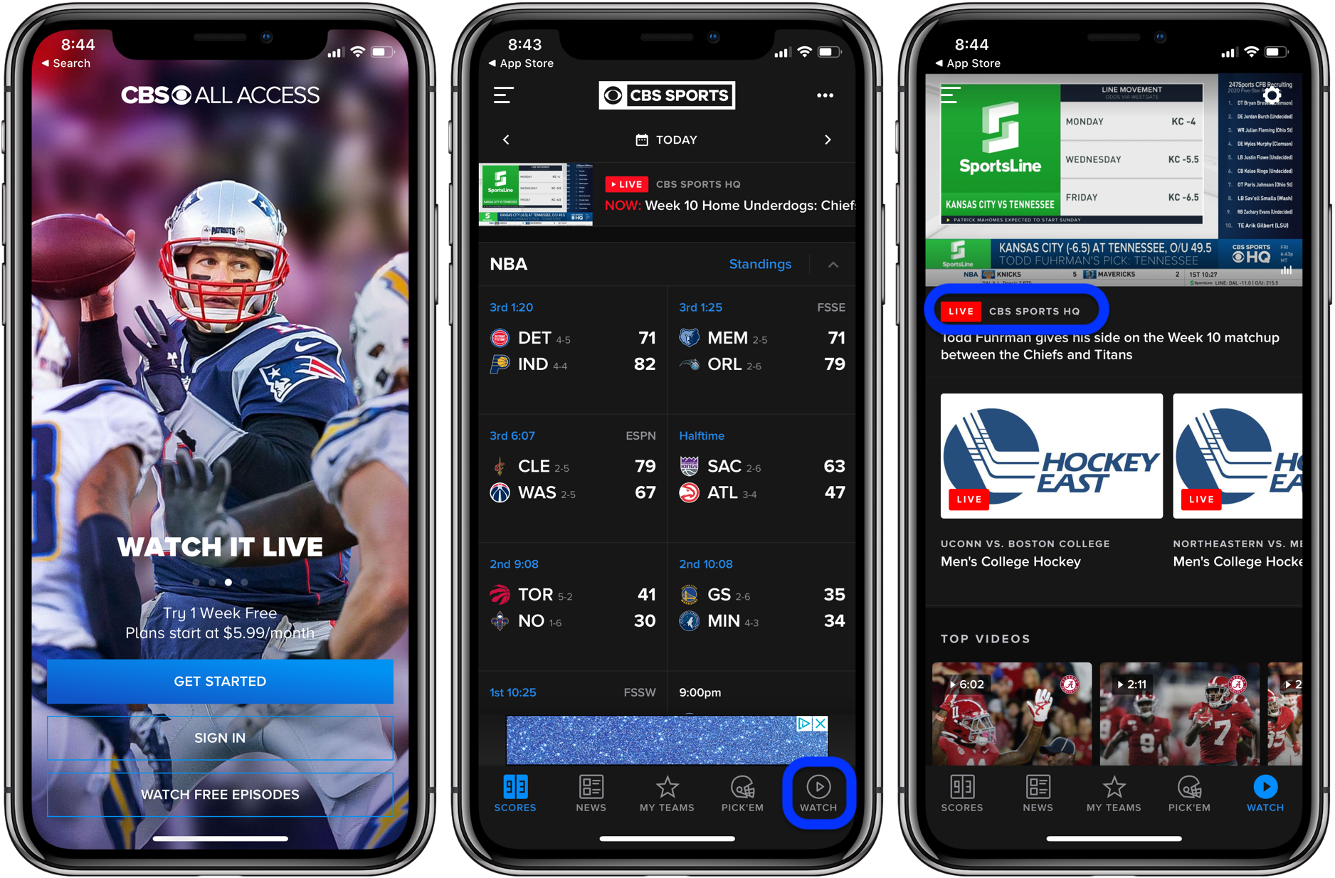 How to watch LSU vs. Alabama on iPhone, iPad, Mac, and Apple TV walkthrough